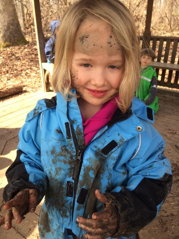 This Girl Loves Mud Irvine Nature Center