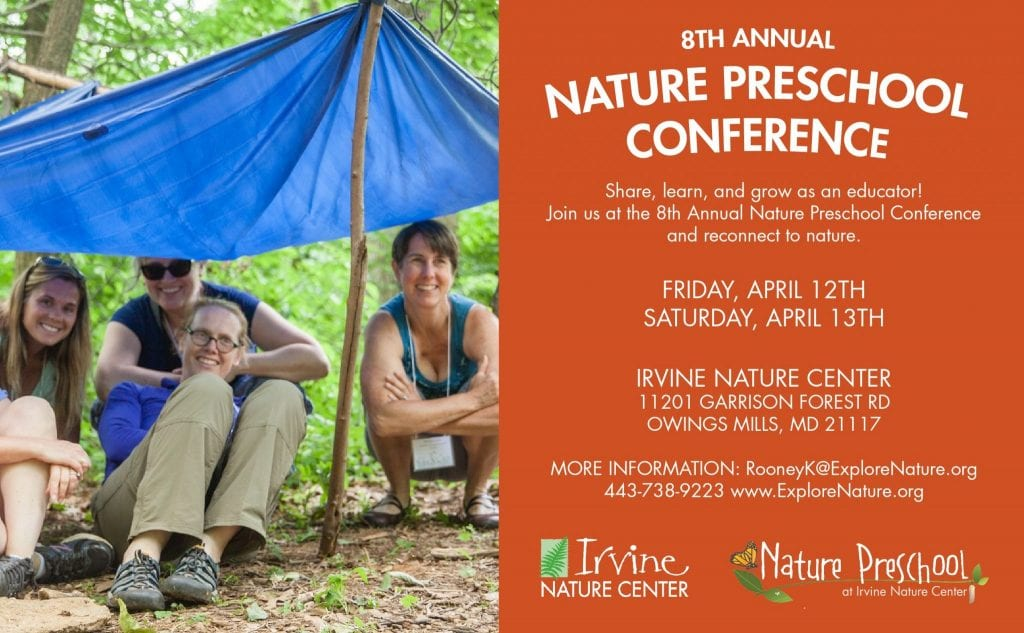 Nature Preschool Conference Irvine Nature Center